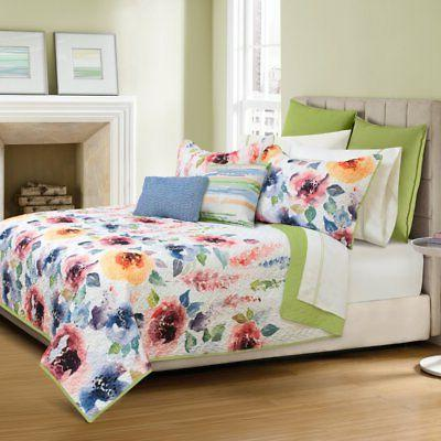 Talia II 3 Piece Quilt Set by Safdie and Co