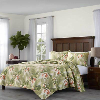 topical orchid quilt set