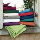 Tremendous 3 pc Duvet/Quilt Set 1000 TC Egyptian Cotton Cal