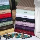 Superior 3 PCs Duvet/Quilt Set 1000 TC Egyptian Cotton Cal K