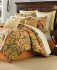 Tommy Bahama TROPICAL LILY 6pc QUEEN Comforter Set FLORAL Tr