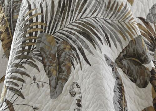 Tropical Vintage Quilt Set