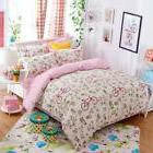 Twin Double Queen King tUSL Set Pillowcase Quilt Duvet Cover