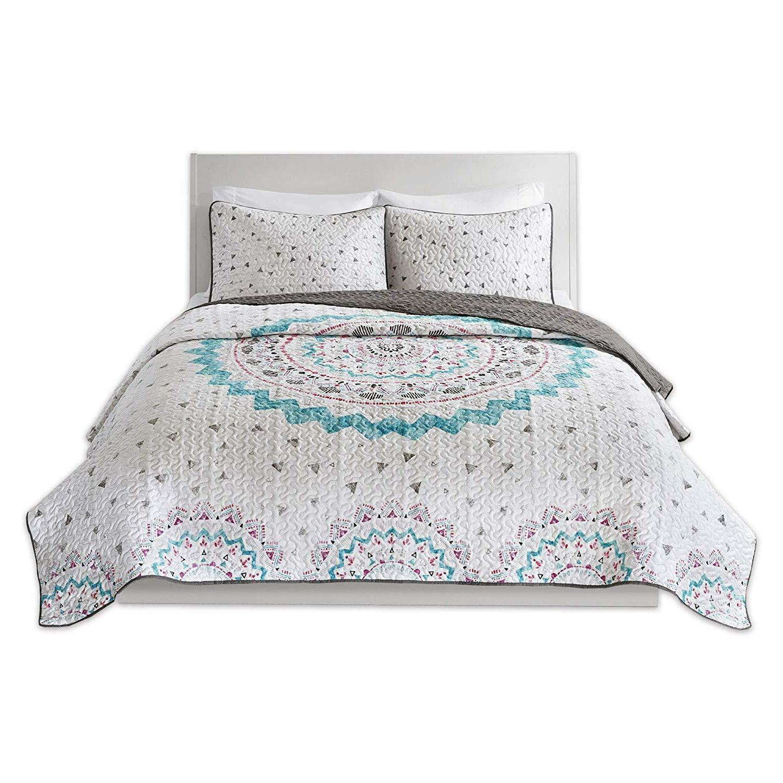 twin quilt set ari twin bedspread quilt