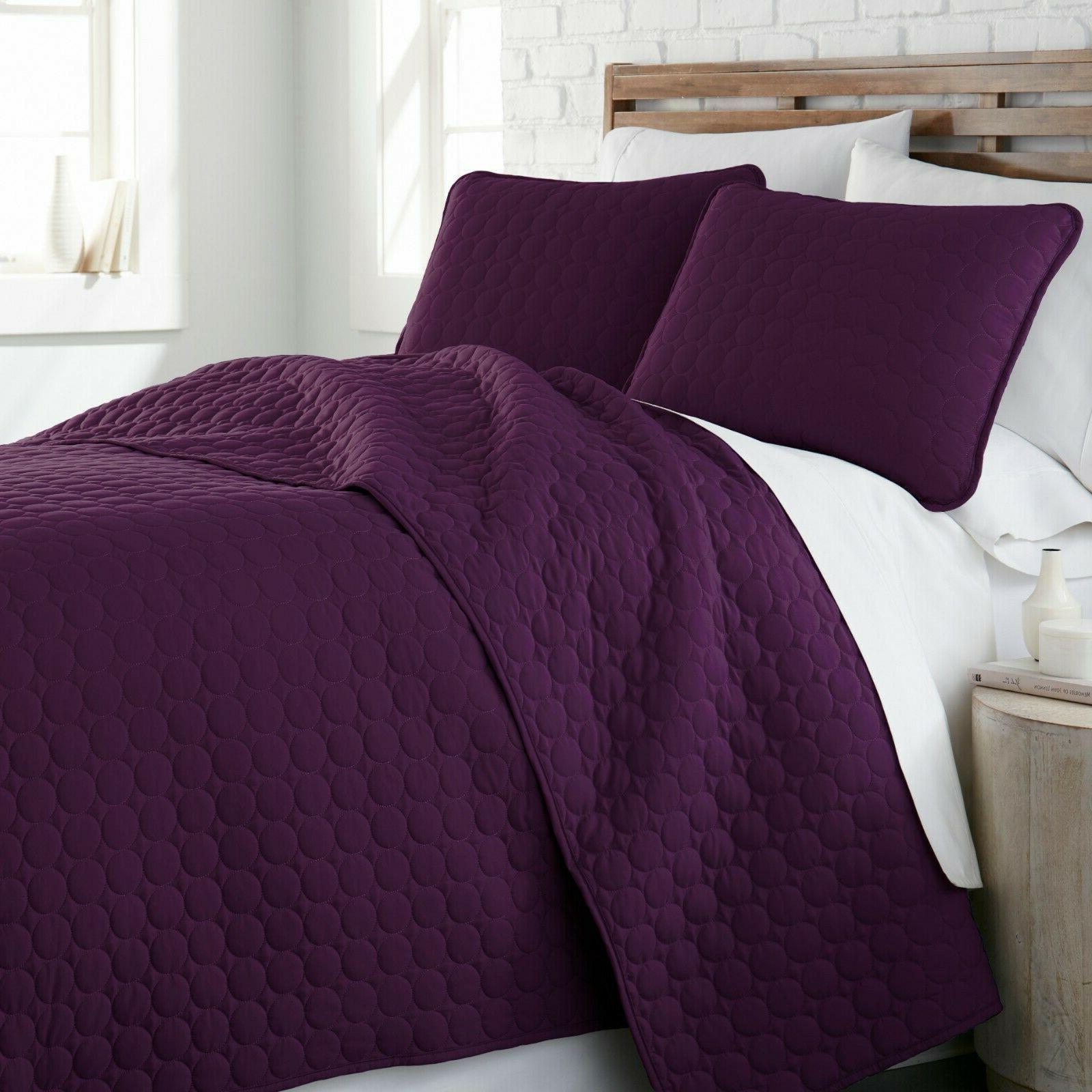Ultra Soft 3-Piece Quilt Set Southshore Linens