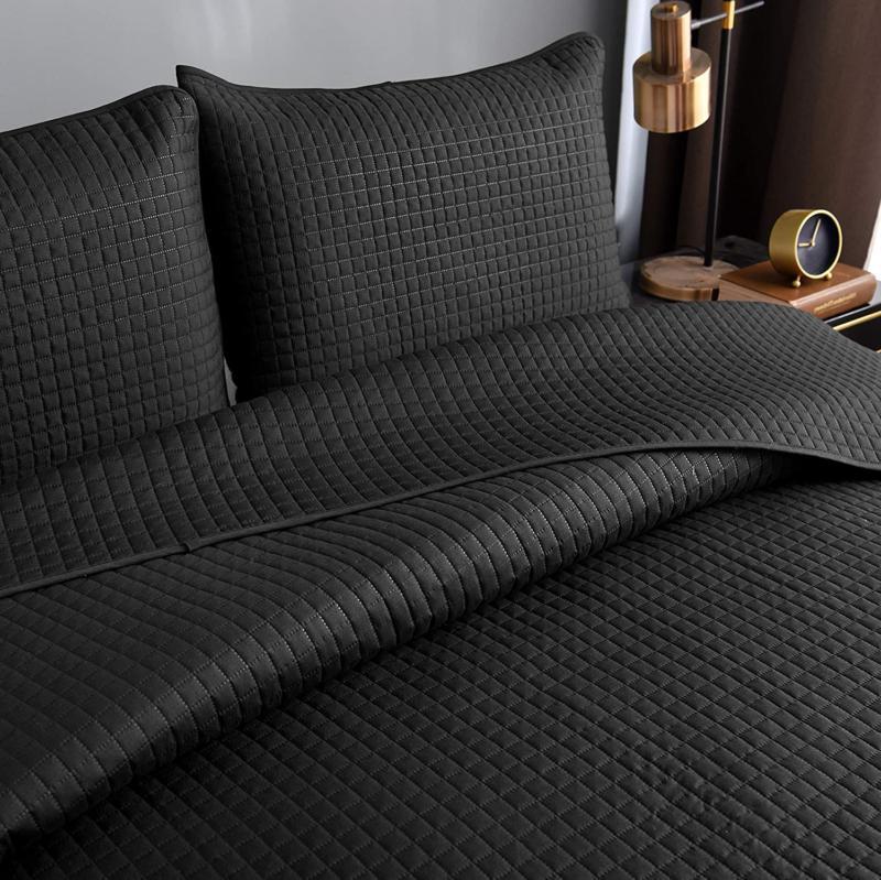 Exclusivo Mezcla 3-Piece Queen Size Quilt With Pillow