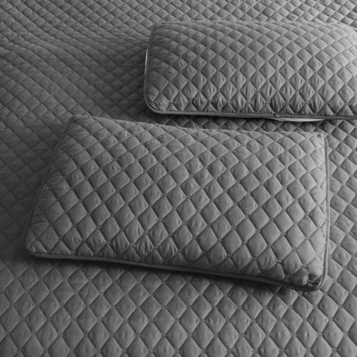 Exclusivo Ultrasonic Reversible 3-Piece Set Pillow -