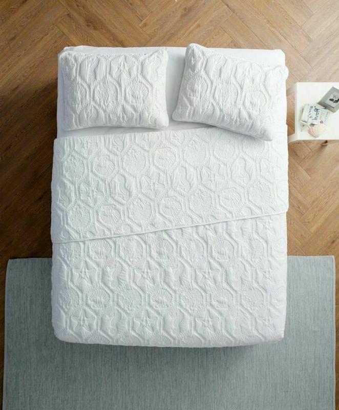 Vcny Home 3 Set, Super Quilt Wrinkle Resis