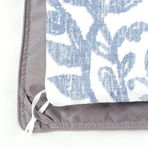 Bedsure Duvet Cover Set Zipper Closure -3 Hypoallergenic Microfiber