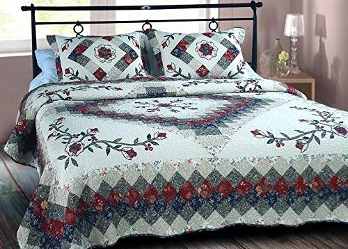 victorian treasure quilt luxury oversize