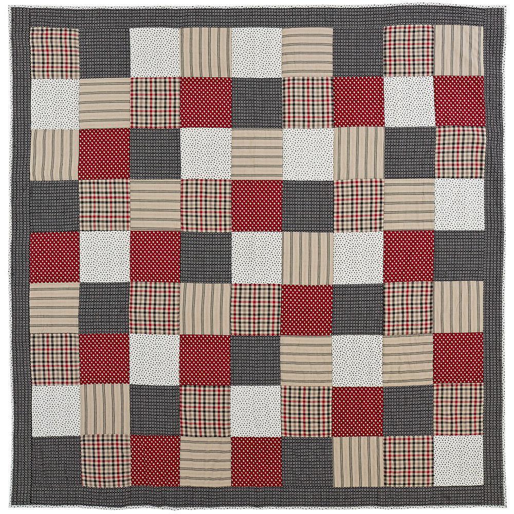 Victory Americana 3 Set Cotton Comforter+Shams