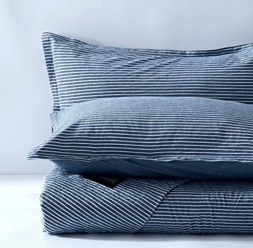 Eikei Duvet Quilt to Modern Set Relaxed Natural