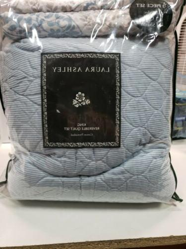 Laura Winnie 3-Piece Cotton KING free shipping