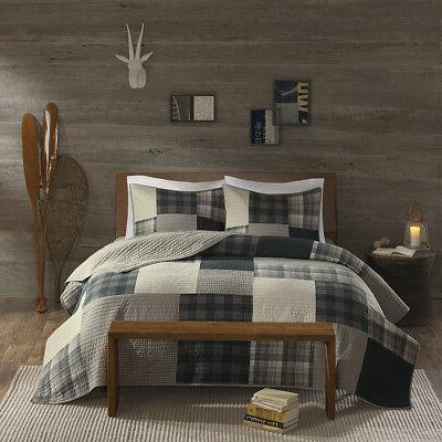 winter hills quilt mini set