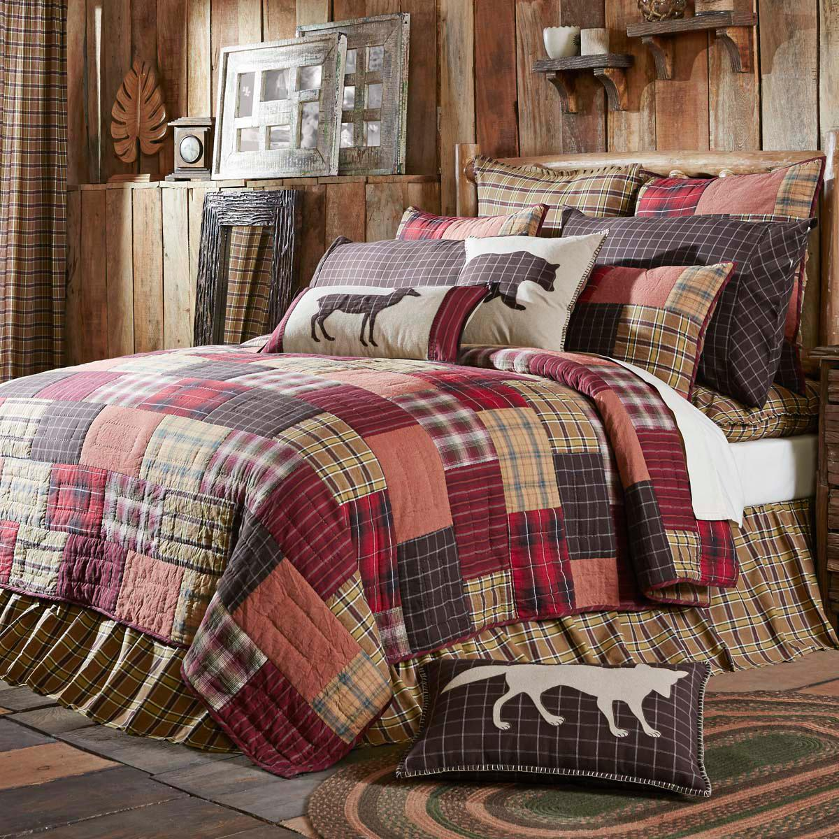 wyatt quilt set choose size and accessories