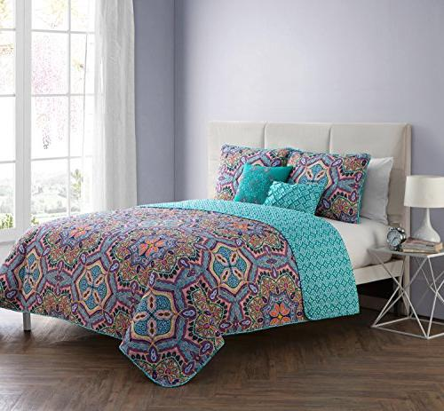 YARA QUILT SET -MULTI