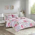 Comfort Spaces - Zoe Mini Quilt Set - 2 Piece - Pink - Adora