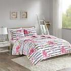 Comfort Spaces - Zoe Mini Quilt Set - 3 Piece - Pink - Adora