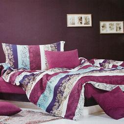 Blancho Bedding -  Luxury 4PC Comforter Set Combo 300GSM (..