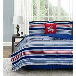 Beverly Hills Polo Club Luxury Soft Microfiber Comforter Set
