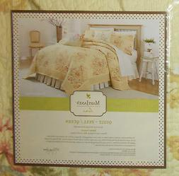 Mary Jane's Home, VINTAGE LACE 5 Piece Full/Queen Quilt Set,
