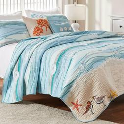 Greenland Maui Multi Quilt Set, 2-Piece Twin