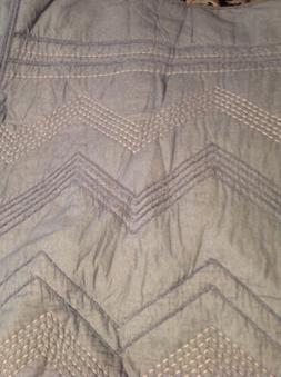 Croscill Maxfield Quilt  Set, 5 Pieces, NWOT, CLASSY stitchi