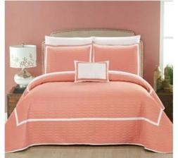 mess 8 piece quilt set size queen