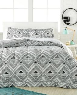 Pem America Morgan Geometric 3-Pc. Comforter Set - FULL / QU