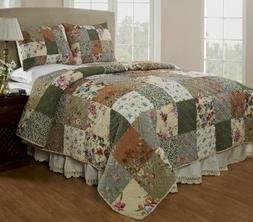 Be-You-tiful Home Naomi Quilt Set, King