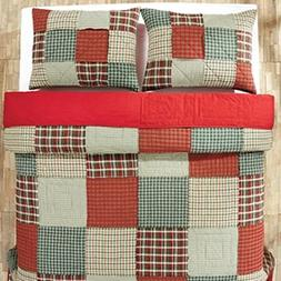 VHC Brands Natalia Quilt Set by