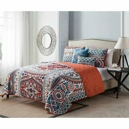 Natasha 5 Piece Quilt Set by VCNY