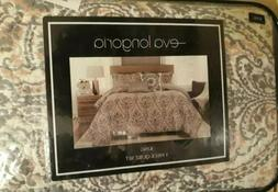 NEW Eva Longoria 5piece Quilt Set King Size