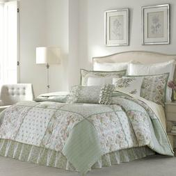* NEW * Laura Ashley Harper Comforter Set