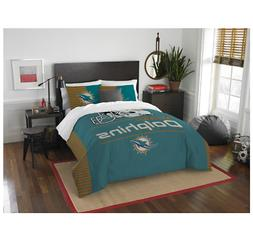 NFL Miami Dolphins Comforter Full Queen Set Sports Patterned
