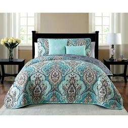 Odette 5 Piece Quilt Set by Avondale Manor