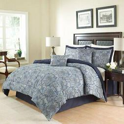 Paddock Shawl 6 Piece Comforter Set by Traditions by Waverly