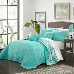 Pamelia Quilt Set by Chic Home