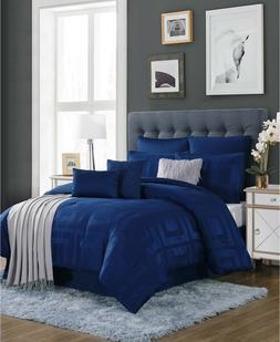 Pem America 10 Piece King Comforter Set Savoy E94107