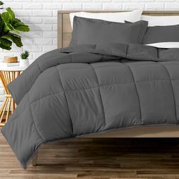 Premium 1800 Series Comforter Set - Goose Down Alternative -