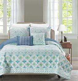 printed 4 comforter set including