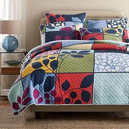 Cotton World Li Quilt Set for Kids, Premium 3 Piece Oversize