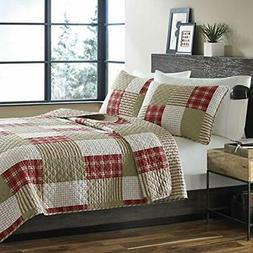 Quilt Sets Eddie Bauer Cotton King Camino Island Home &amp K
