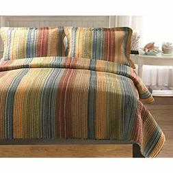 "Quilt Sets Greenland Home Katy Set, Full/Queen, Multi "" Kitc"