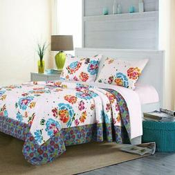 Ravey Quilt Set by Barefoot Bungalow