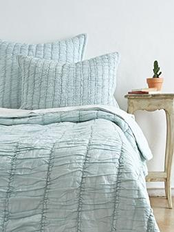 Be-You-tiful Home Rebecca Quilt Set, Queen, Sea Glass
