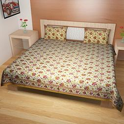 "TRADITIONAL MAFIA RSES333286 3PCS Set, Quilt Size: 88"" x 102"