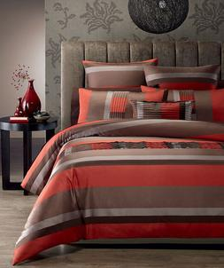 Phase 2 Santa Fe Jacquard Quilt Doona Cover Set  DOUBLE QUEE