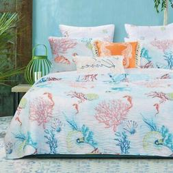 Sarasota Quilt Set by Barefoot Bungalow