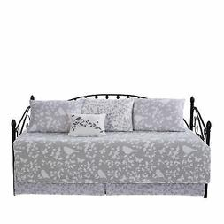 Printed 6 Piece Quilted Daybed Sets